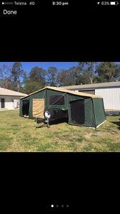 Camper trailer Forestdale Logan Area Preview