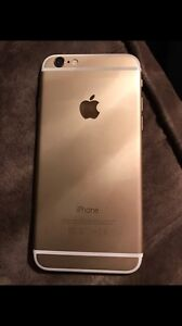 UNLOCKED 128gb Gold iPhone 6 in good condition Peterborough Peterborough Area image 1
