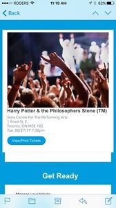 Harry Potter Toronto Symphony Orchestra Tickets