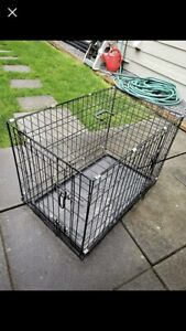 Dog crate for small dog or cat