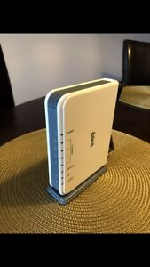 Aztech DSL wireless router and hub