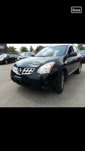 2013 NISSAN ROUGE AWD 4 CYL ACCIDENT FREE