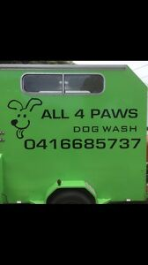 All 4 Paws Dog wash Werribee Wyndham Area Preview