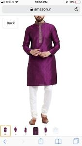 Indian bridesmaids and groom men clothing on rent Anarkali gown