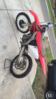CRF250R Hoppers Crossing Wyndham Area Preview