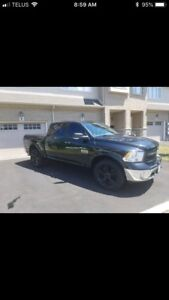 Ram 1500 stock rims and tires