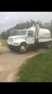 1998 Septic Truck for sale