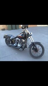 Harley davidson softail Mariginiup Wanneroo Area Preview