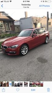2017 BMW 320i Lease Takeover
