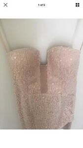Elle Zeitoune Sequin Janis Dress - Brand New! Forrest South Canberra Preview