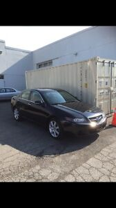 ACURA TSX 6 SPEED, NO ACCIDENTS, LOW KMS