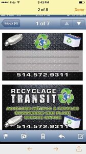 Recyclage Transit West Island Greater Montréal image 2