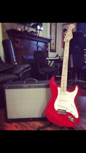 American Made Eric Clapton Fender Stratocaster