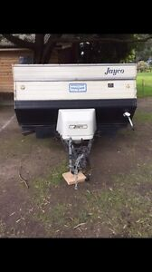 Jayco Dove 1987 Model Mernda Whittlesea Area Preview
