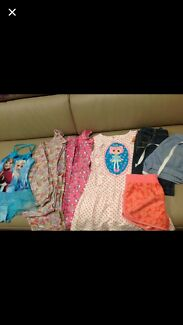Size 6 size 7 girls clothes
