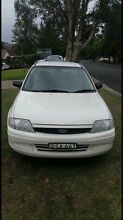 1999 Ford Laser Raymond Terrace Port Stephens Area Preview