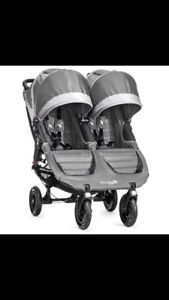 Baby Jogger City Mini GT Double Stroller - BRAND NEW