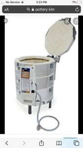 Looking for a pottery kiln