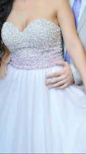 Prom/wedding/quinceanera dress - ball gown