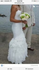San Patrick Wedding Dress
