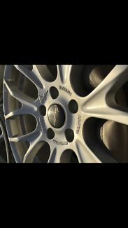 Wanted: Breyton wheels 20 inch   , made in Germany .. race GTSR. SILVER ..