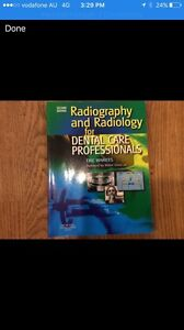 RADIOGRAPHY and RADIOLOGY for DENTAL CARE PROFESSIONALS BOOK Swanbourne Nedlands Area Preview