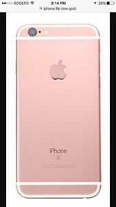 iPhone 6s 32 gigs