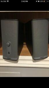 Bose Stereo Speakers