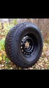 Immaculate Condition Winter Tires with Rims
