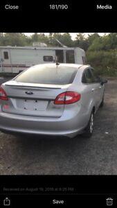 2013 Ford Fiesta , new MVI