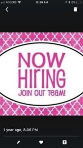 HIRING SHOT GIRLS and SERVERS