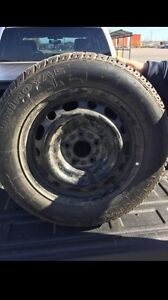 205/60r16 uniroyal tiger paw winter tires