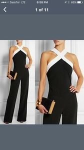 Ladies halter jumpsuit
