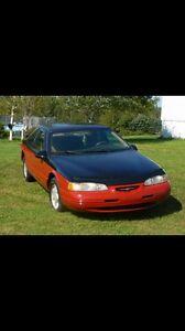 1996 ford tbird 4.6 new mvi