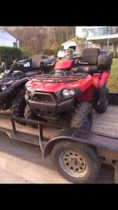 2005 brute force 750 LOW KMS