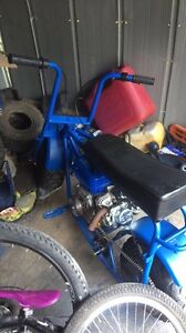 6.5 hp mini bike for sale or trade