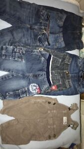 3-6 month jeans