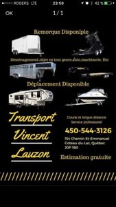 Transport Plate forme,animaux etc!!!