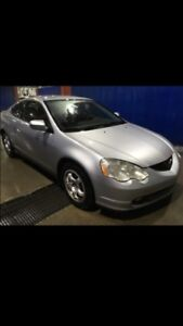 Acura RSX Manual Great for Winter