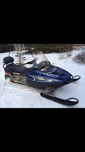 2003 Polaris Classic 600 Grand Touring