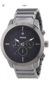 Fossil watch 44mm diamond version (Quartz)