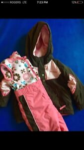 Columbia Snowsuit size 3T