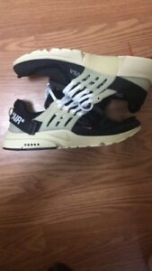 Off white Nike presto ua