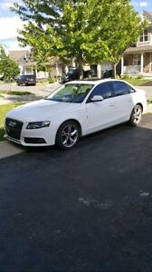 2010 Audi A4 With A5 SLine Rims