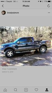 2006 F150 consider trade for a nice snowmobile