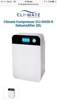 Cli~Mate 20L Air Dehumidification system