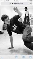 Breakdancing lessons info@danceink.ca