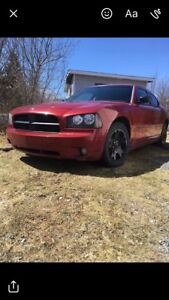 **UP FOR TRADES ****2007 Dodge Charger