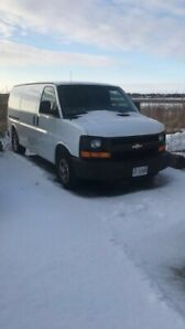 2005 CHEVY EXPRESS 1500