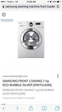 Samsung Front Loader Washing Machine Canning Vale Canning Area Preview